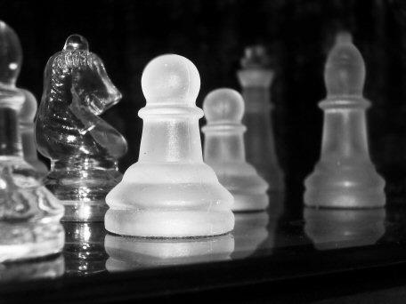 Check Mate Chess Art