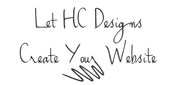 Let HC Designs Create your Website